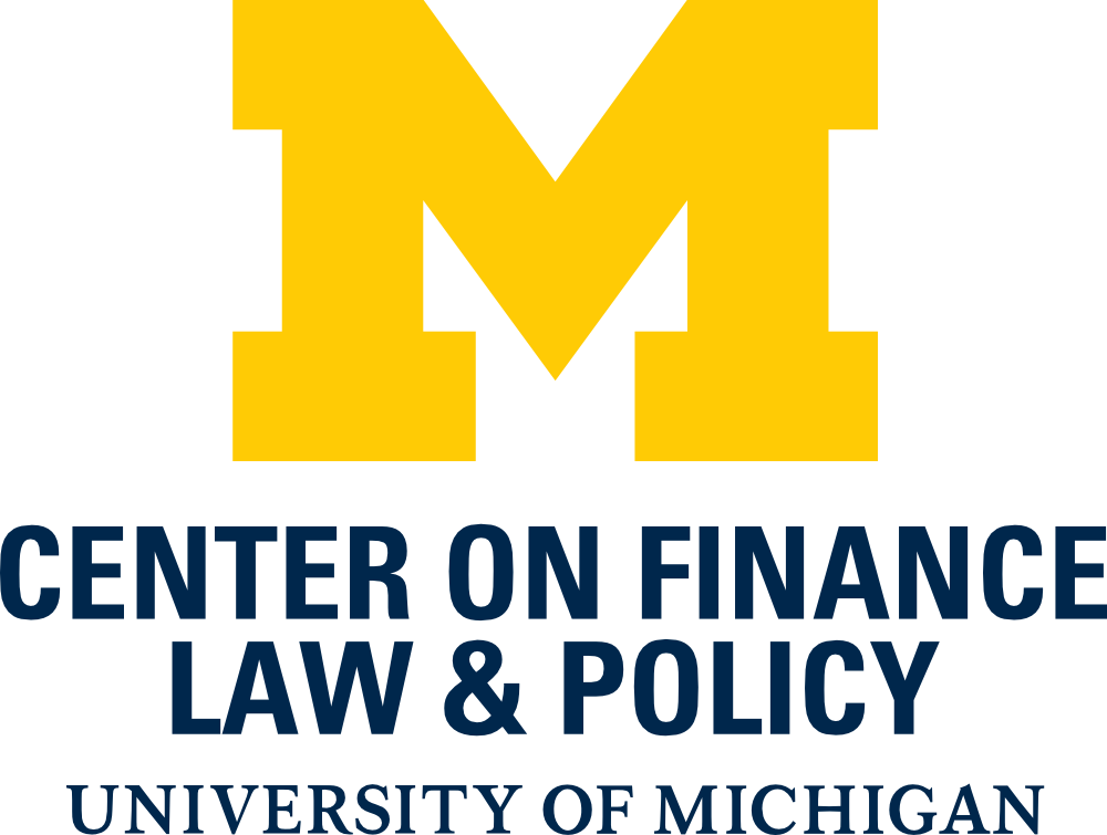 University of Michigan Center on Finance, Law & Policy